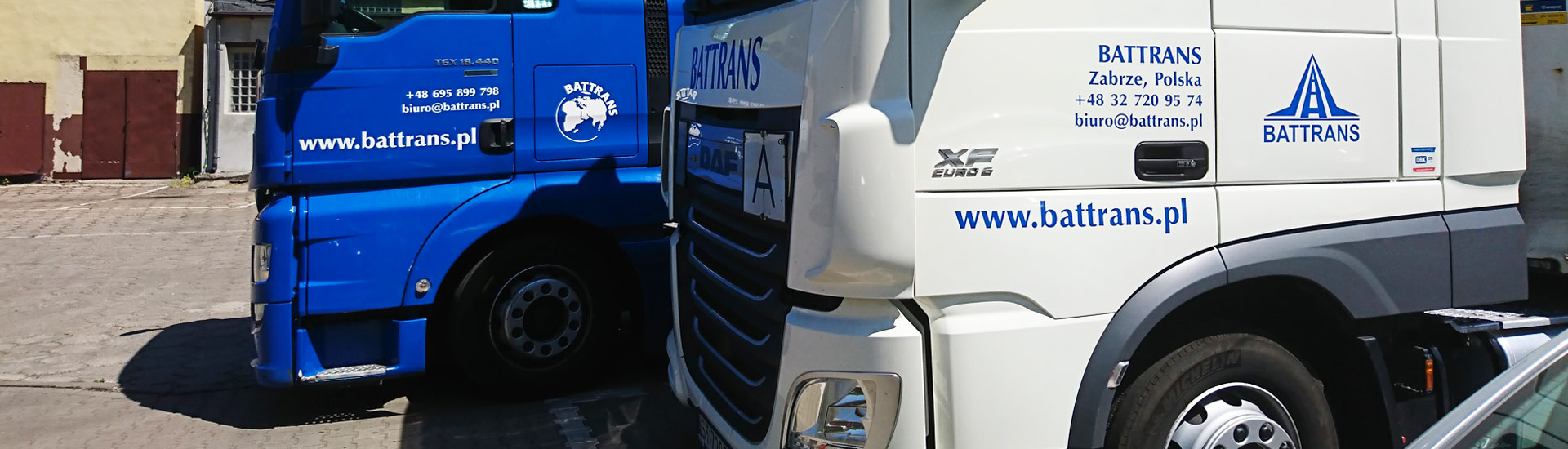Transport międzynarodowy – Battrans